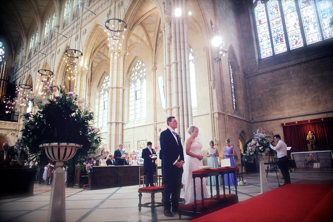 Arundel Cathedral Wedding - Amy Beau 0224