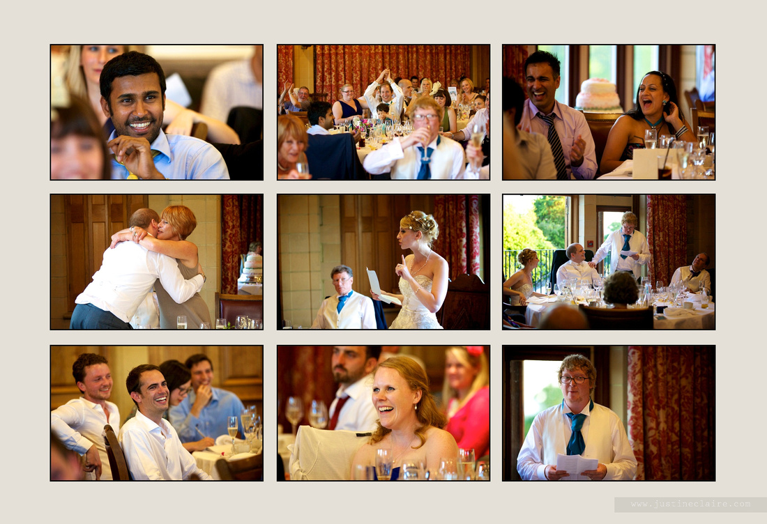 South Lodge Wedding Photographers and photography - female reportage Sussex photo
