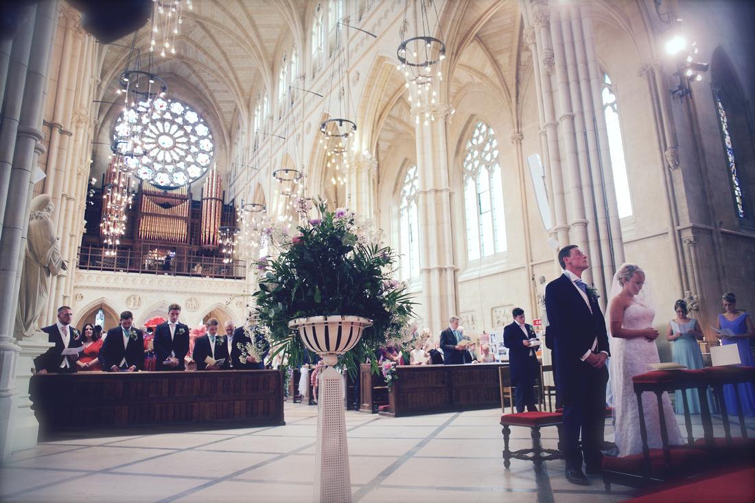 Arundel Cathedral Wedding - Amy Beau 0225