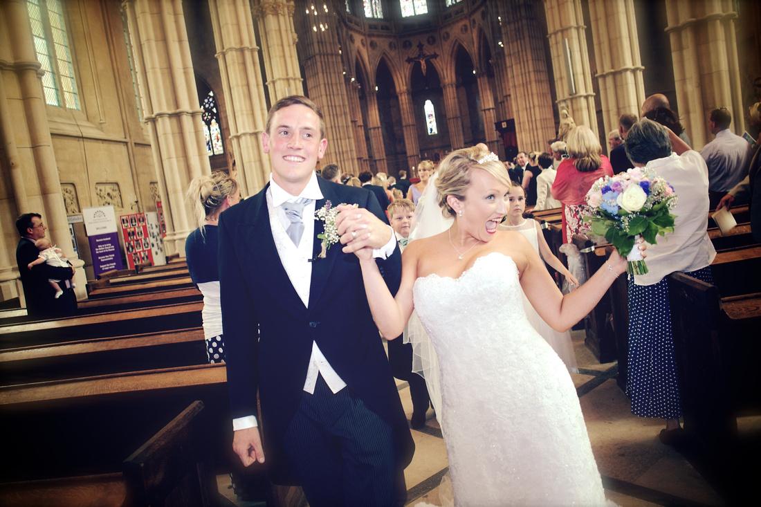 Arundel Cathedral Wedding - Amy Beau 0311