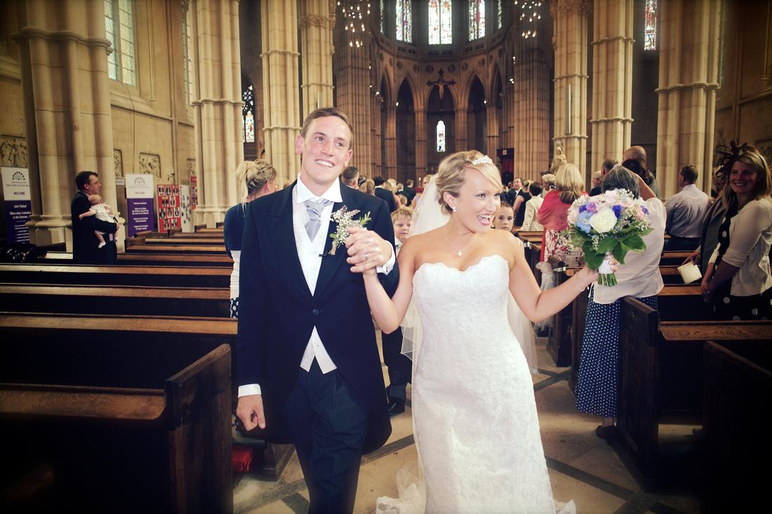 Arundel Cathedral Wedding - Amy Beau 0312