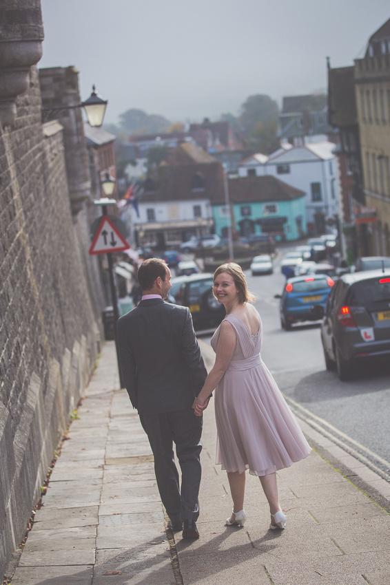 Lorna Paul Arundel Town hall Wedding Photographers 210
