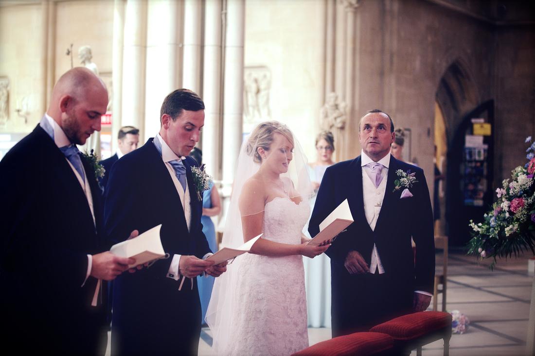 Arundel Cathedral Wedding - Amy Beau 0194