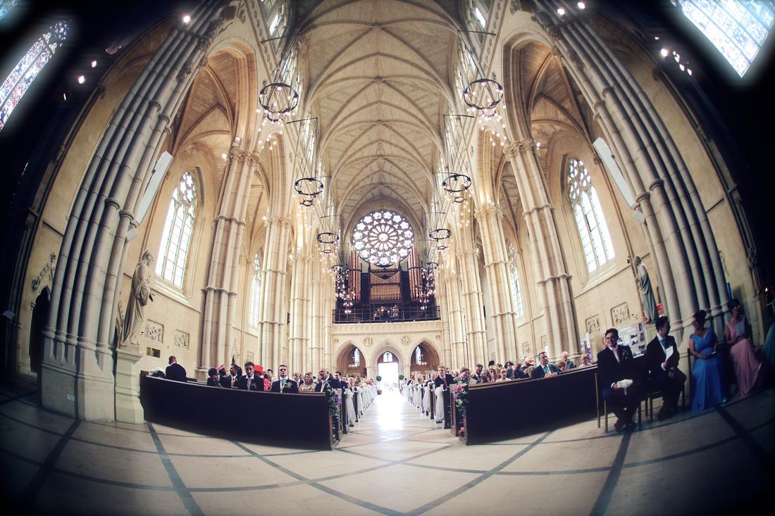 Arundel Cathedral Wedding - Amy Beau 0272