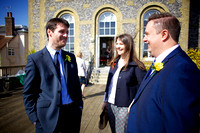 Arundel Town hall - Sam and Shane  0003