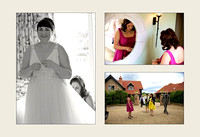 Wedding Photographers at Walled Garden Cowdray