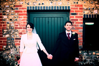 Charli Oli Farbridge Barns Wedding Feb 2013  0420