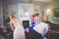Edes House & Lavant Wedding Photographers 7