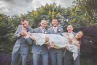 Emma & Tom Birdham Wedding