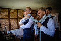 Jo Luke Easton Farmhouse Chichester wedding-14