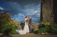 Clare & Derryn Lewes Castle Wedding