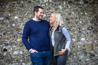 Engagement shoot farbridge Barn wedding-14