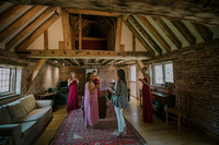 Hendall manor Barn Wedding LJ-1