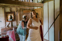 Hendall manor Barn Wedding LJ-19