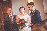 Claire & Liam Pelham House Wedding Photographers