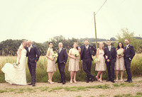 FARBRIDGE BARN WEDDING PHOTOS