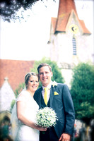Annabel & Christopher - Farbridge Barns