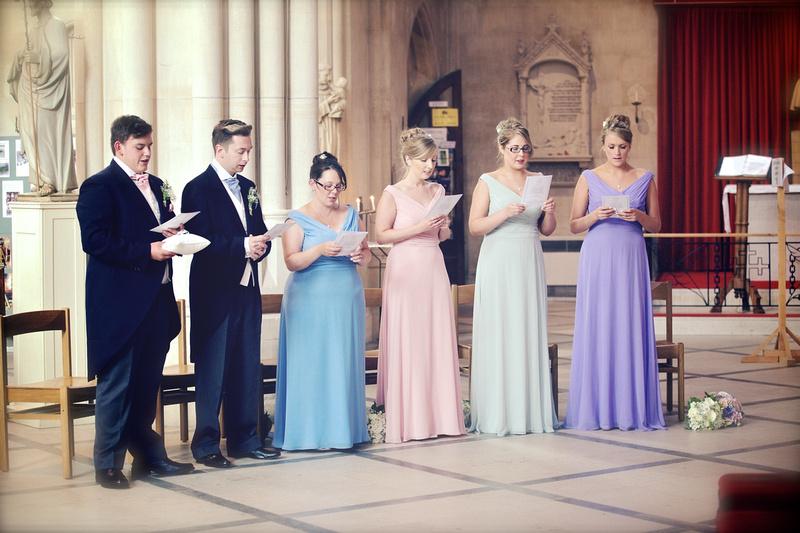 Arundel Cathedral Wedding - Amy Beau 0197