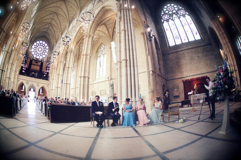 Arundel Cathedral Wedding - Amy Beau 0273