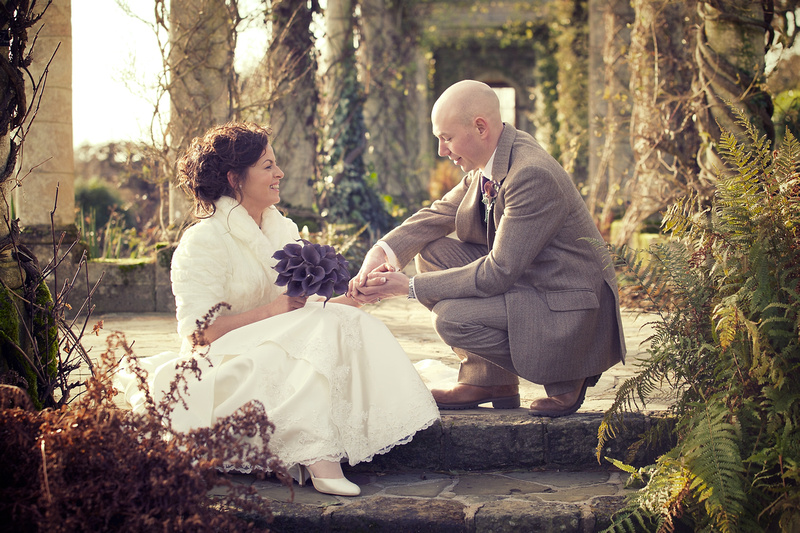 West Dean Gardens College Wedding Photographers