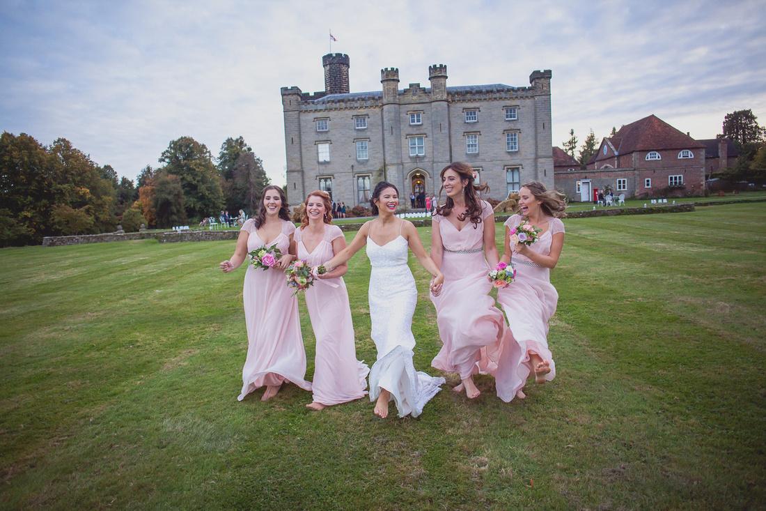 Yasmin Phil Chiddingstone Castle Wedding Photographers-1106