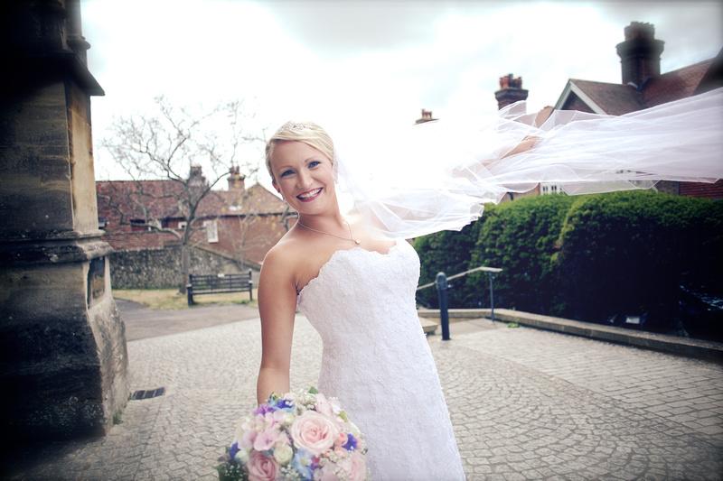 Arundel Cathedral Wedding - Amy Beau 0325
