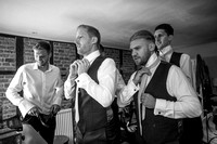 Jo Luke Easton Farmhouse Chichester wedding-16
